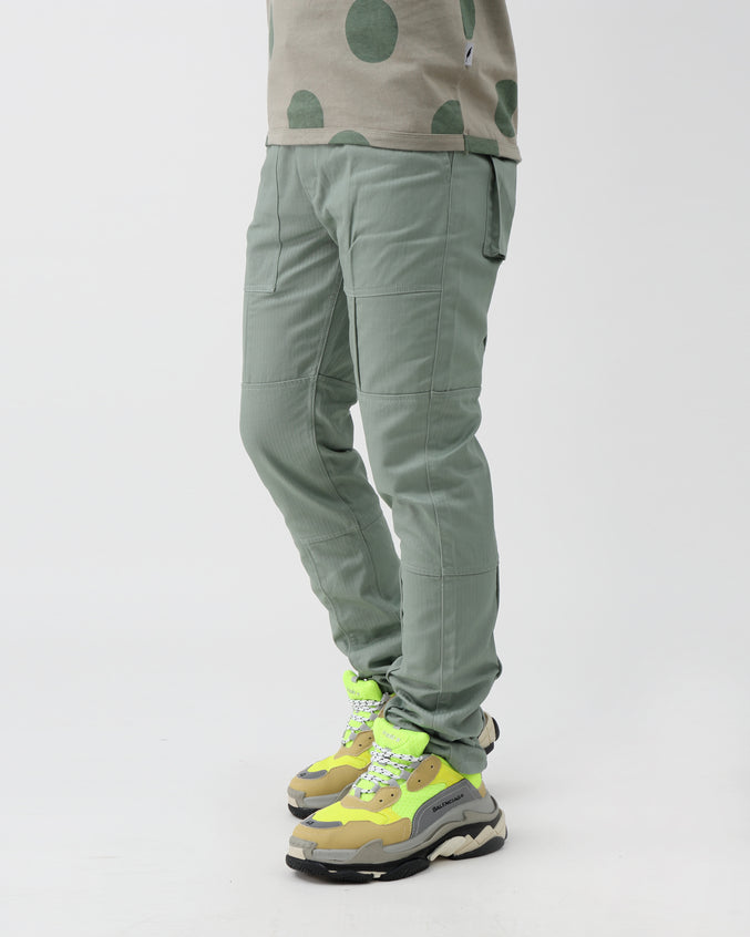 Bram Pant - Color: Sage | Green