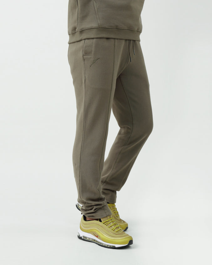 Ricky Knit Pant - Color: Olive | Green