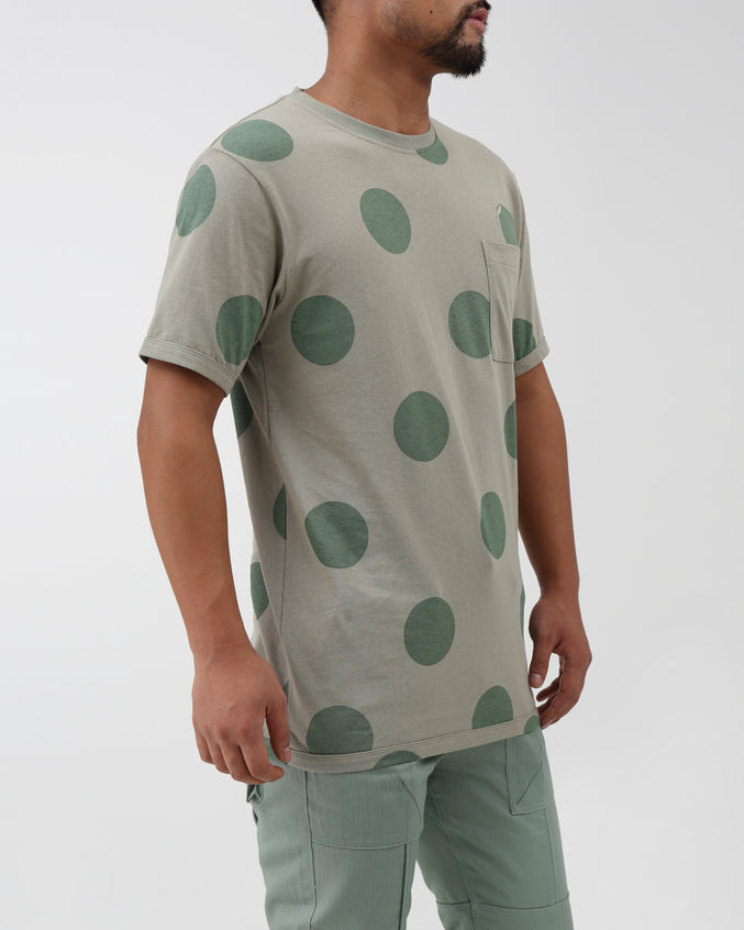 Linus Tee - Color: Olive | Green