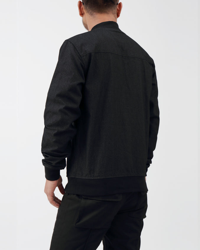 Rolf Jacket - Color: Black | Black
