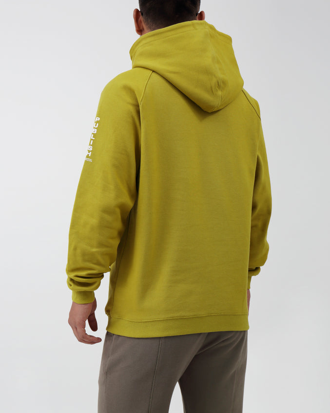 Leigh Hoodie - Color: Mustard | Yellow
