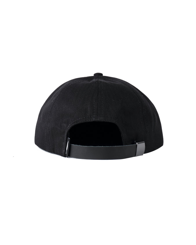 Hitter Strapback - Color: Black | Black