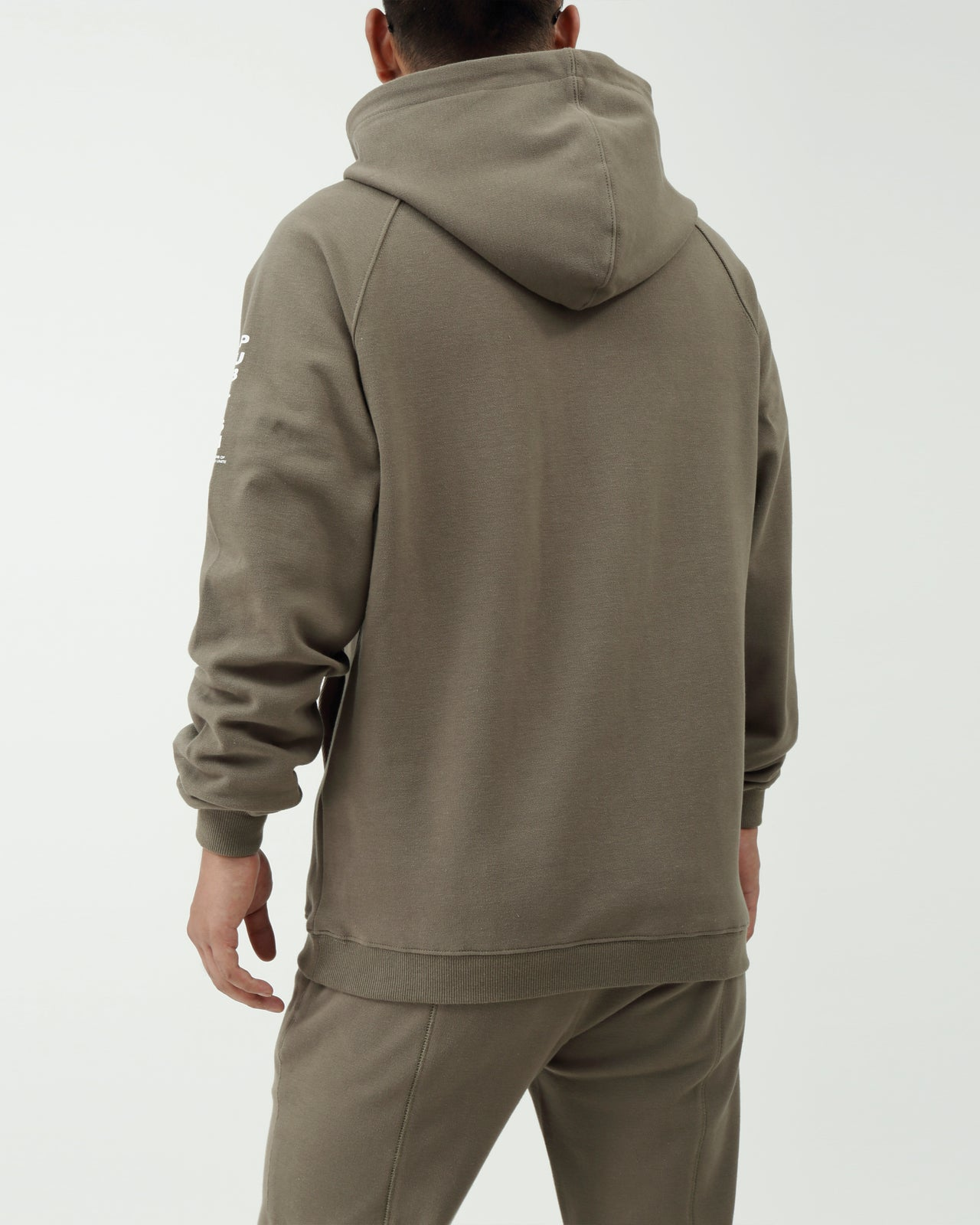 Leigh Hoodie - Color: Olive | Green