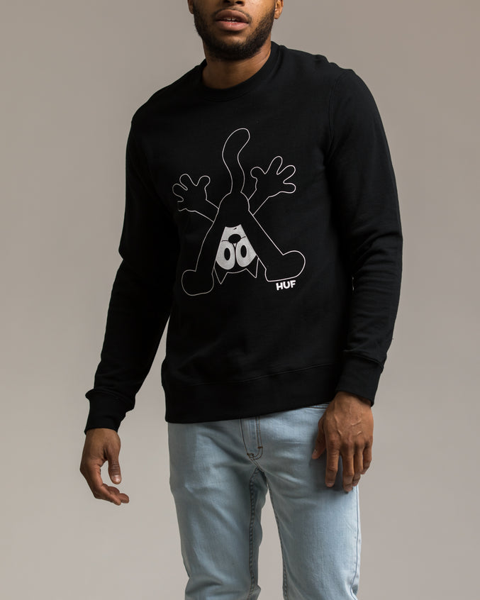 Felix Sweatshirt - Color: Black | Black