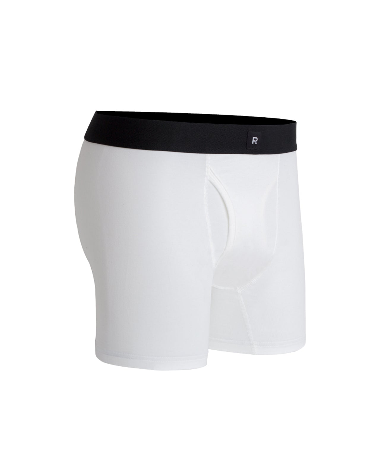 Smith Boxer Brief - Color: White | White