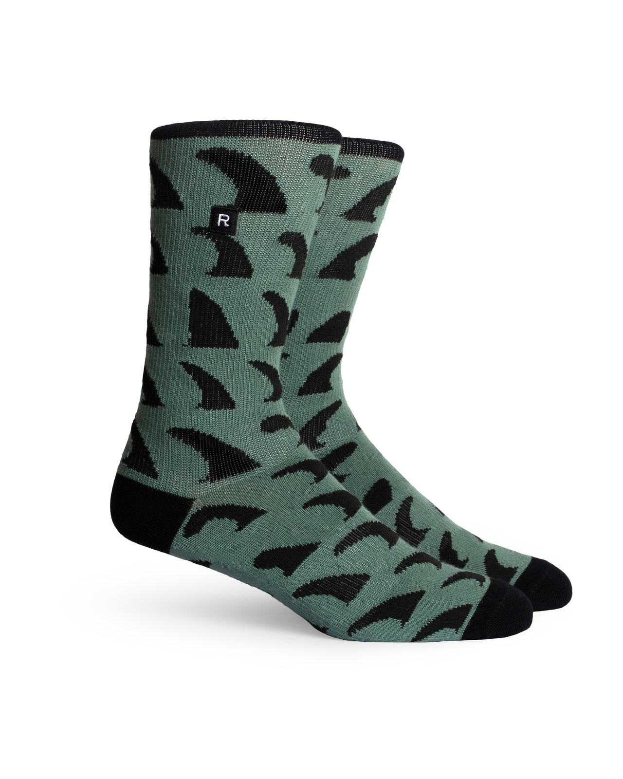 Fins CA Collection - Color: Teal | Green