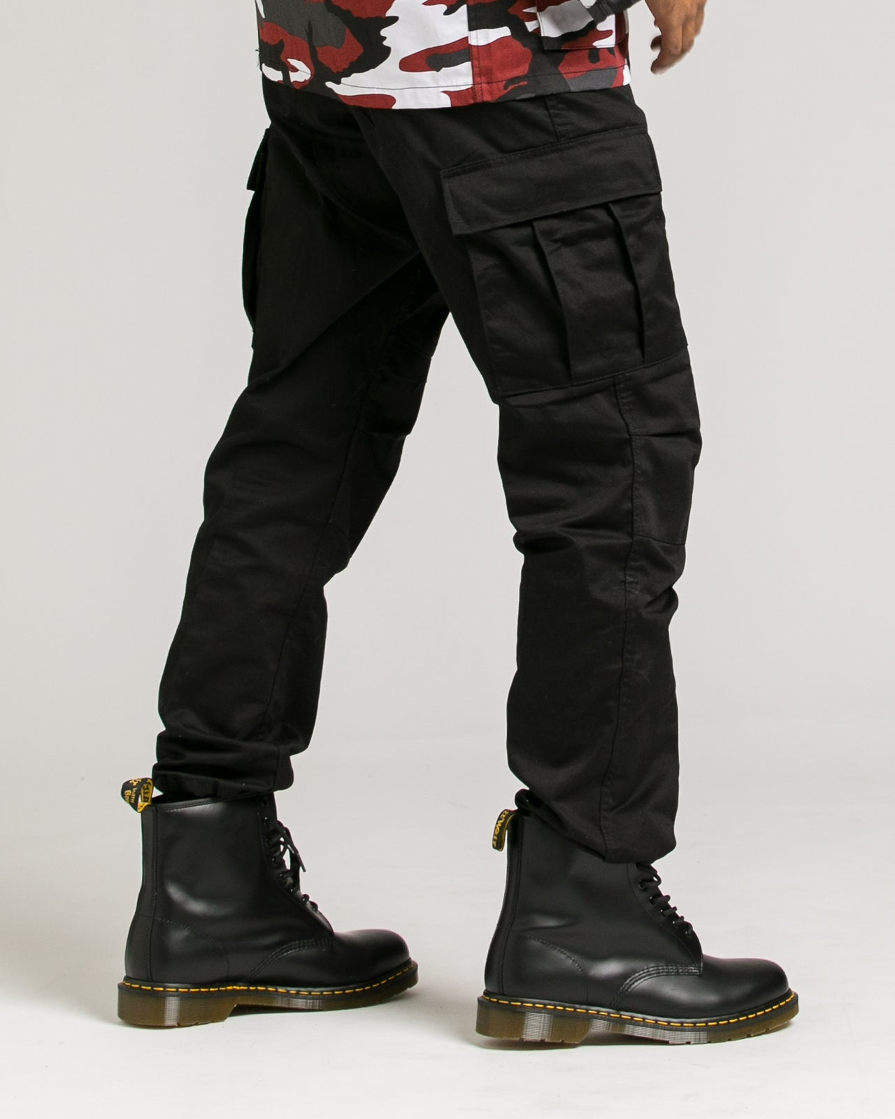 B.D.U. Pants - Color: Black | Black