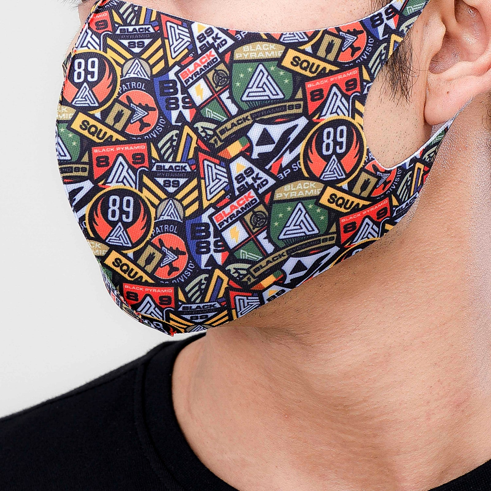 PATCH MADNESS FACE MASK