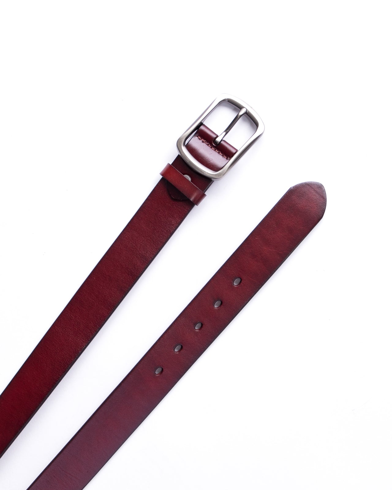 Leather Belt - Color: Brown | Brown