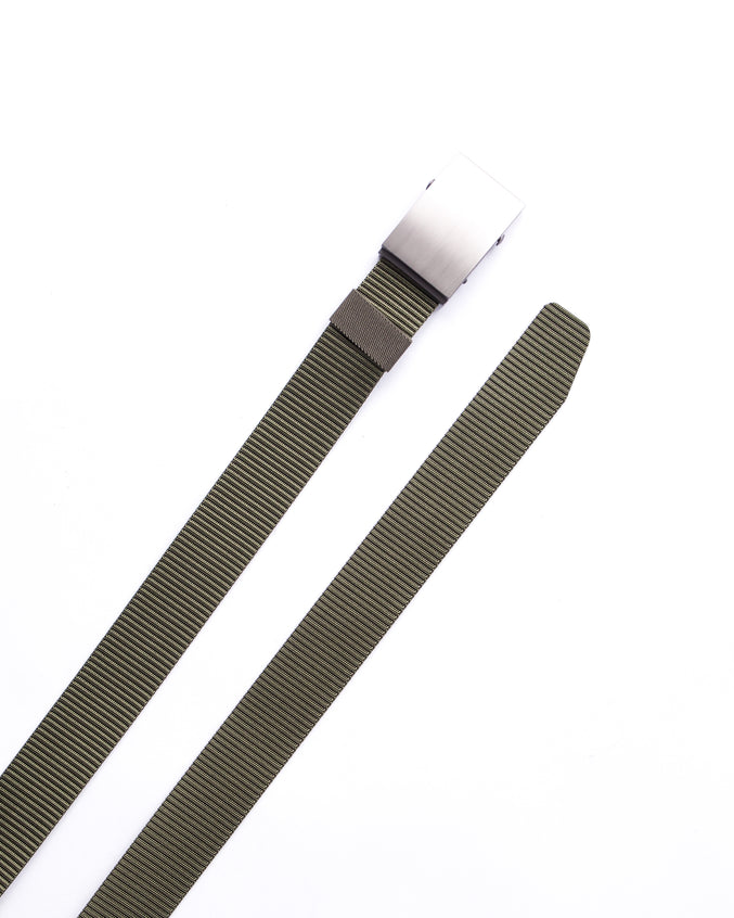 Scout Belt - Color: Olive | Green