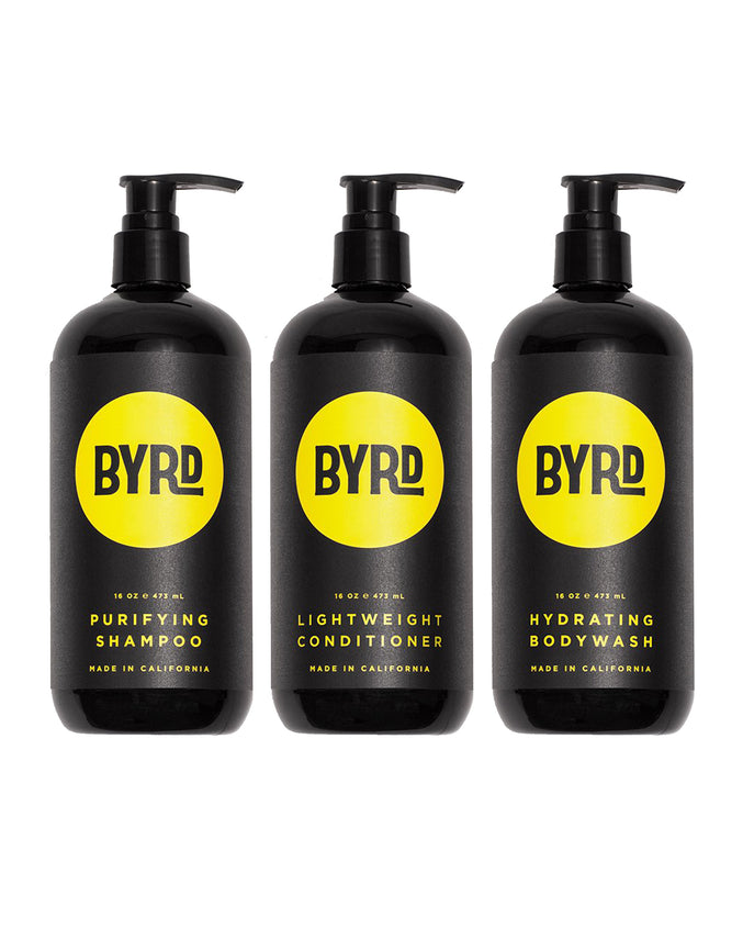 The Bath Trio - Color: Black | Black
