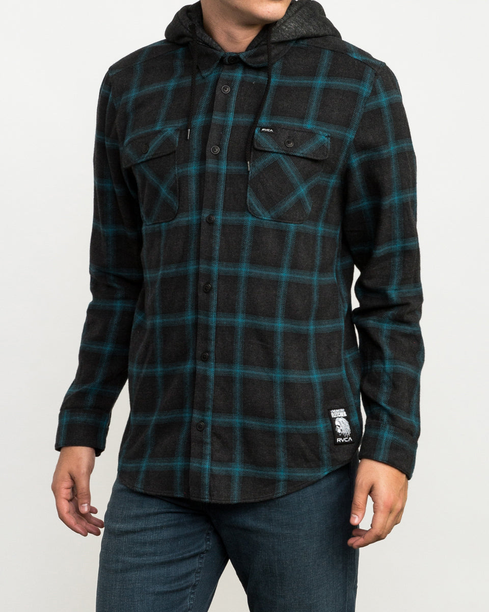 Good Hombre LS - Color: Charcoal Heather