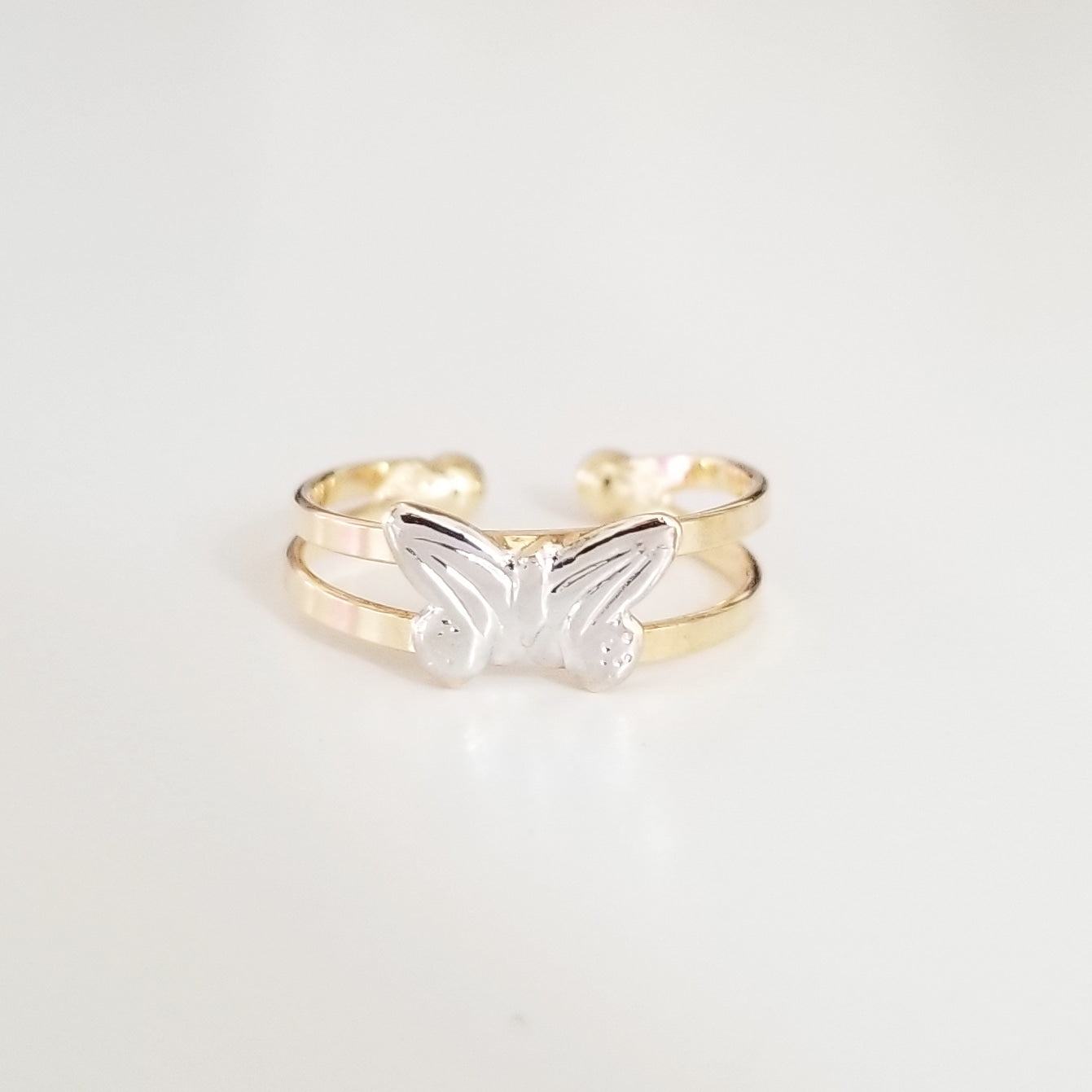Kids Butterfly Ring