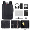 Slim Business Backpack for Lightweight Travel (Expandable, Polyester) - JEMIA Industrial Co. Ltd