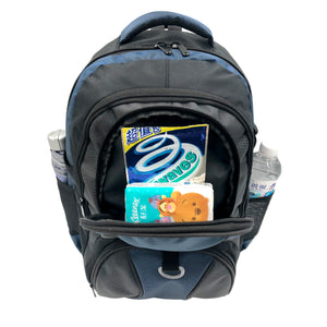 32 Litters Multiple Compartments Backpack with Laptop Sleeve Holder - JEMIA Industrial Co. Ltd