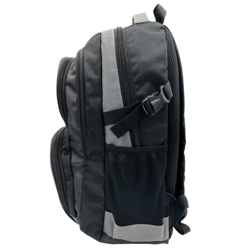 Multi Compartments Backpack for Multipurpose Travel - JEMIA