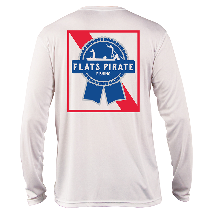Flats pirate saltwater fishing apparel lifestyle brand for Offshore fishing apparel
