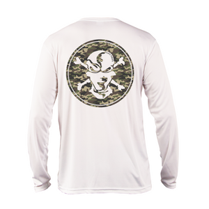 Traditional Camouflage Performance Shirt