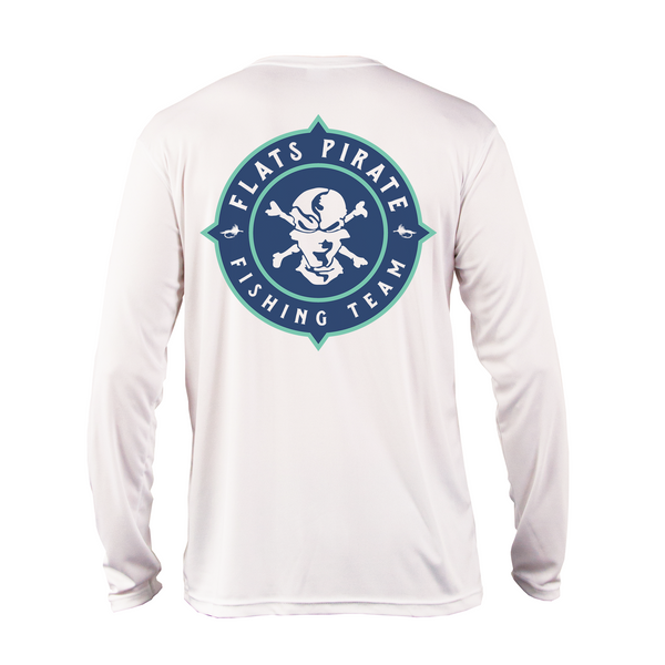 Flats Pirate Fishing Team Performance Shirt