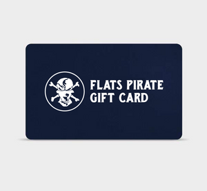 Flats Pirate Gift Cards - Flats Pirate
