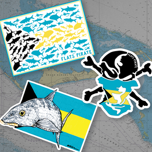 Bahamas Strong Sticker Pack