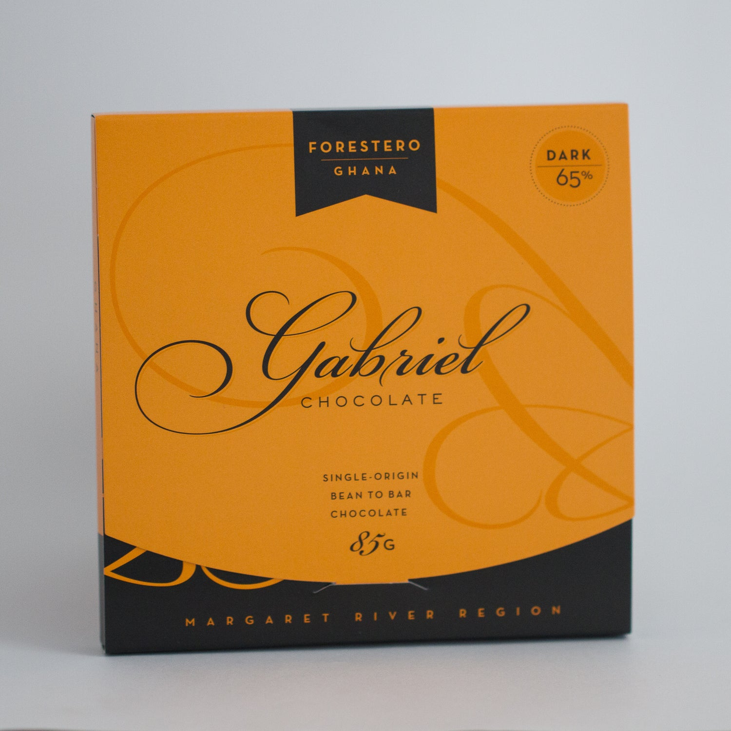 Ghana Forestero 65% Dark Chocolate