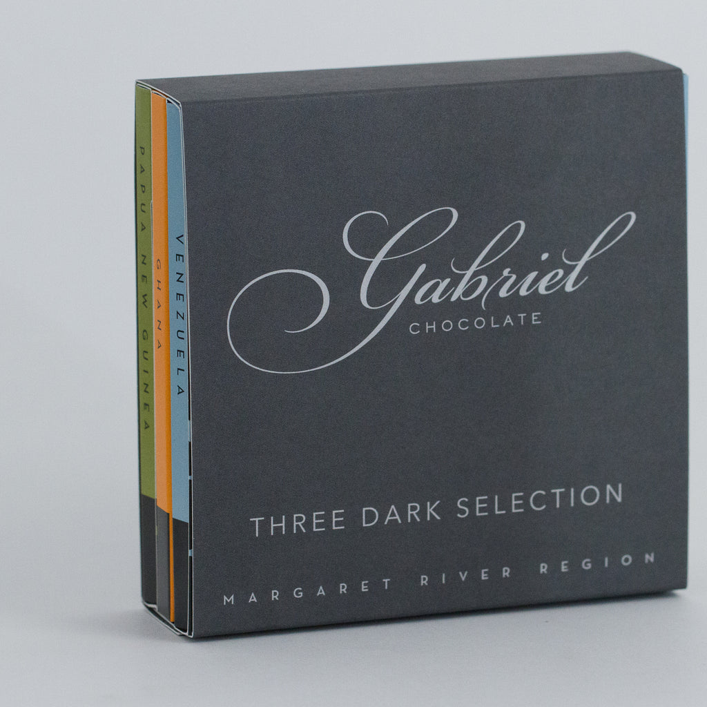 Dark Chocolate Gift Pack - 3 bars