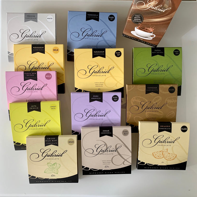 The Chocoholic Mother's Day Pack (12 bars)