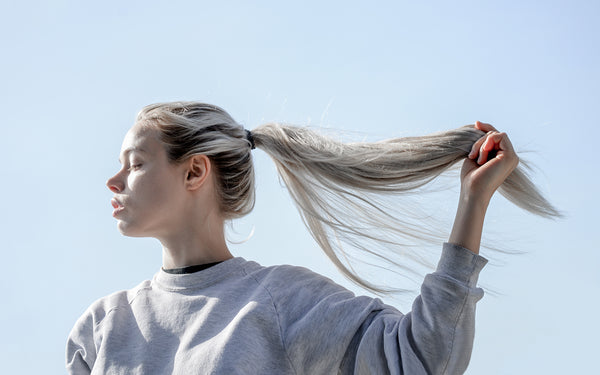 A Game Plan to Repair Dry, Damaged Hair