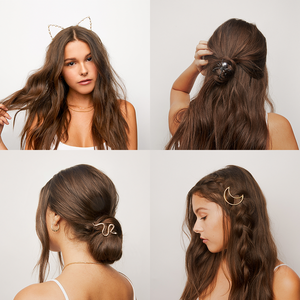 Five Chic & Easy Hair Looks for Halloween