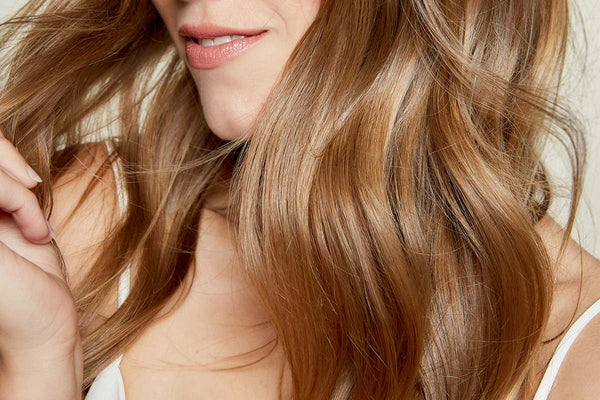 Three Tips For Shiny Hair