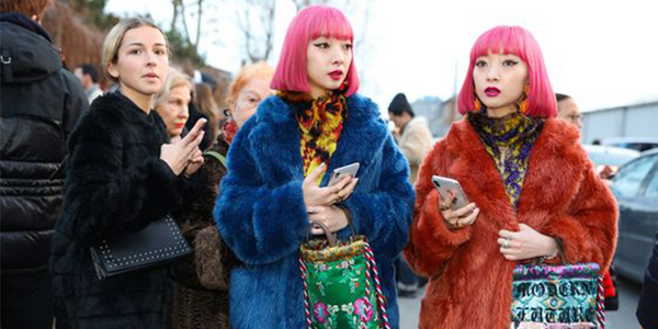 Fashion Week RoundUp - The Best Japanese Inspired Looks