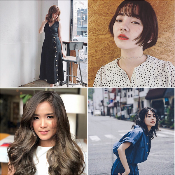 Japanese Hair Trends You Need To Try This Fall