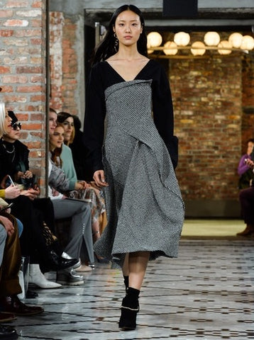 Adeam Fall/Winter 2018 Collection at New York Fashion Week