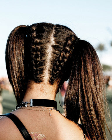 The best hairstyles at Coachella 2018