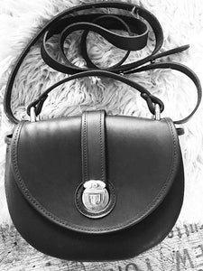 Top Handle Saddle Bag