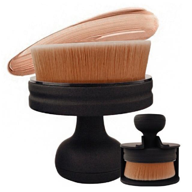 Cheapest and Best Reviews for Push-Pull Portable Makeup Brush Stamp  at trendingvip.com
