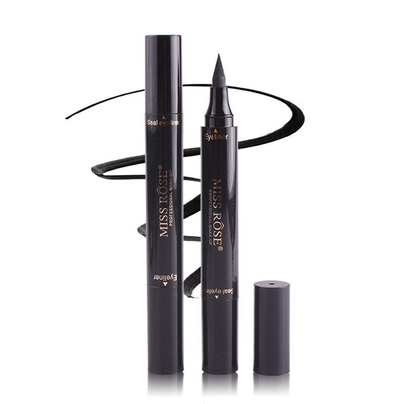 Cheapest and Best Reviews for 2 in 1 Liquid Eyeliner with Wing Stamp  at trendingvip.com