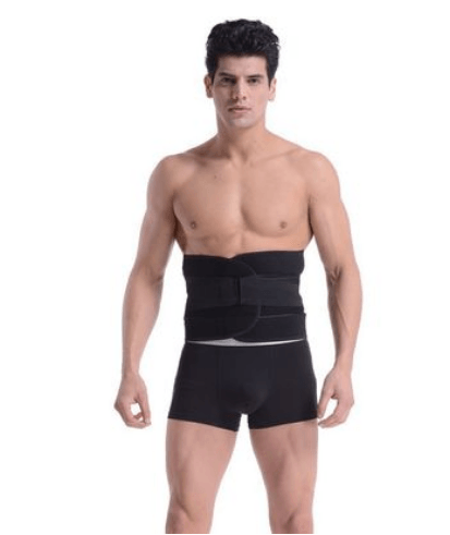 Cheapest and Best Reviews for Waist Training Corsets For Super Men Black / Medium at trendingvip.com