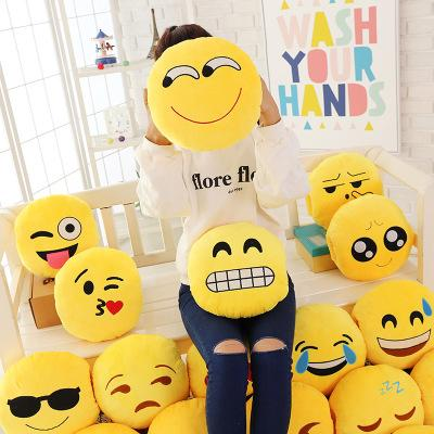 Cheapest and Best Reviews for Emoji Toy Pillow  at trendingvip.com