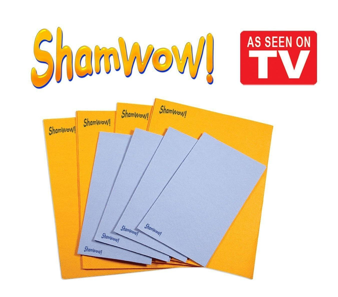 Cheapest and Best Reviews for Shamwow Towel  at trendingvip.com