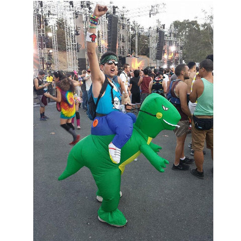 cheapest and best reviews for inflatable dinosaur costume at