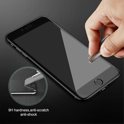 Cheapest and Best Reviews for TVIP™ -TEMPERED GLASS FOR IPHONE 4/4s 5/5s/5c/SE 6/6S 6/6SPLUS 7/7PLUS 8/8PLUS/iPhone X  at trendingvip.com