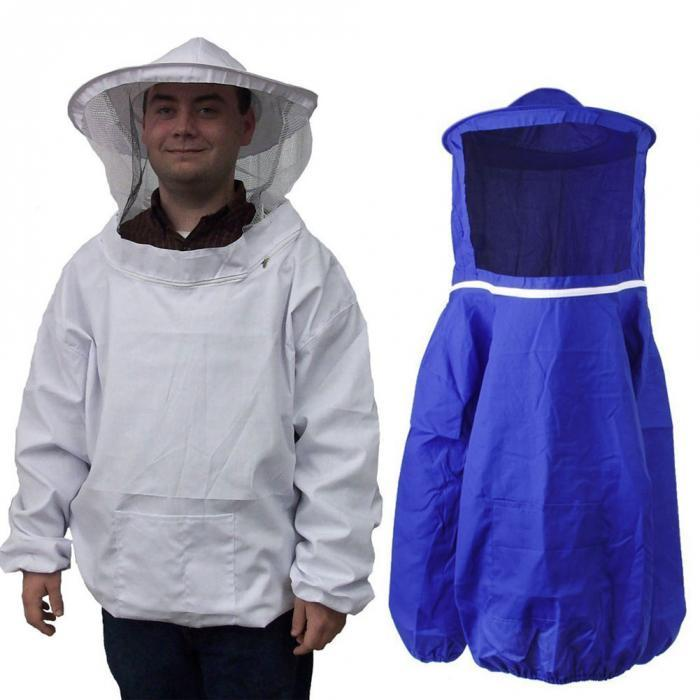 Cheapest and Best Reviews for Beekeeping Protective Jacket  at trendingvip.com