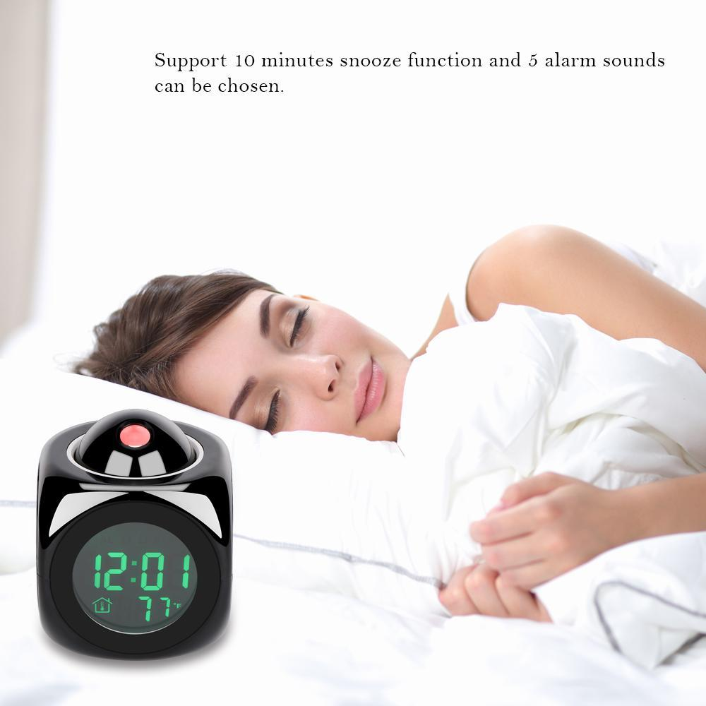 "Cheapest and Best Reviews for ""Time Projector"" Talking LED Alarm Clock  at trendingvip.com"