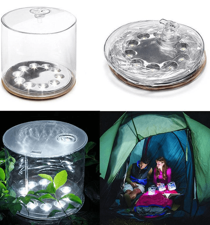 Cheapest and Best Reviews for Inflatable solar LED lantern  at trendingvip.com