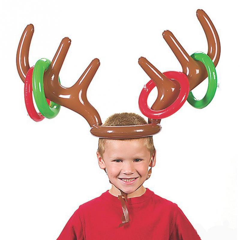 Cheapest and Best Reviews for Inflatable Reindeer Party Game  at trendingvip.com