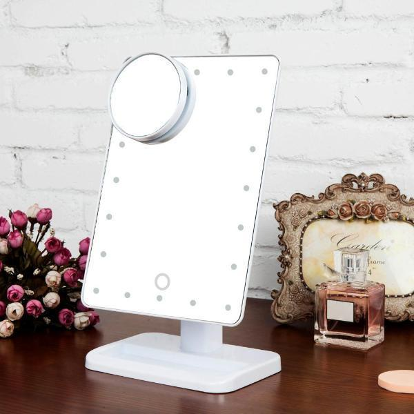 Cheapest and Best Reviews for Vanity Tabletop Makeup Mirror  at trendingvip.com