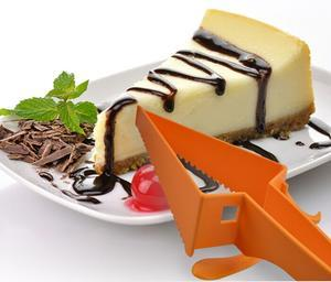 Cheapest and Best Reviews for Triangle Adjustable Cake Slicer  at trendingvip.com