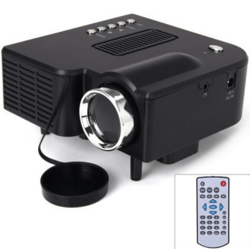 Cheapest and Best Reviews for Mini LED Portable Projector  at trendingvip.com